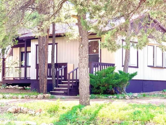 2176 Tenderfoot Trail, Overgaard, AZ 85933 (MLS #6283582) :: Arizona 1 Real Estate Team