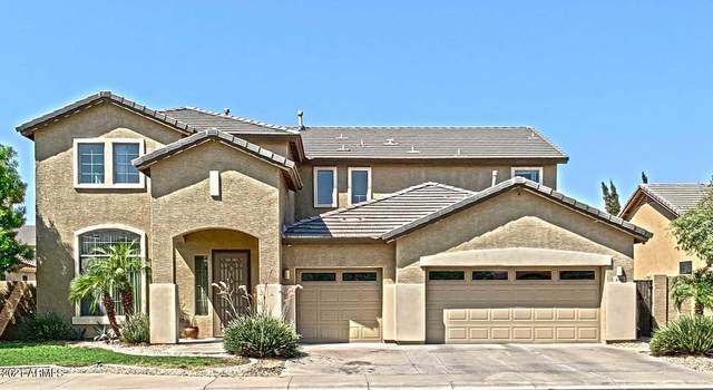 4318 W Monte Way, Laveen, AZ 85339 (MLS #6283648) :: Elite Home Advisors