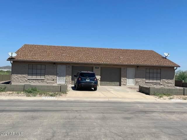 10800 W Carousel Drive, Arizona City, AZ 85123 (MLS #6283655) :: Executive Realty Advisors