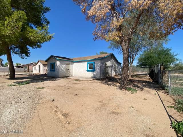 32013 N Ash Street, Wittmann, AZ 85361 (MLS #6283710) :: Executive Realty Advisors