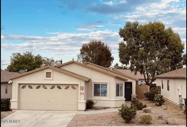 125 N Avelino Place, Sierra Vista, AZ 85635 (MLS #6283716) :: Yost Realty Group at RE/MAX Casa Grande