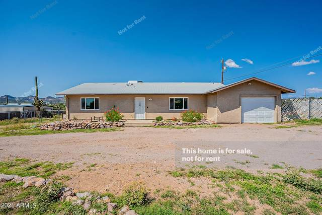 5368 E Bell Street, Apache Junction, AZ 85119 (MLS #6283724) :: Klaus Team Real Estate Solutions