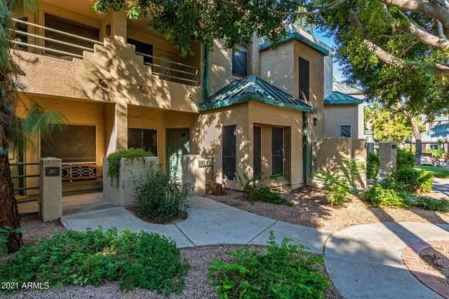 101 N 7TH Street #179, Phoenix, AZ 85034 (MLS #6283733) :: Executive Realty Advisors