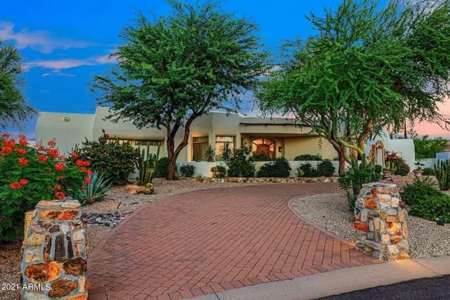 11717 E Estrella Avenue, Scottsdale, AZ 85259 (MLS #6283777) :: Elite Home Advisors