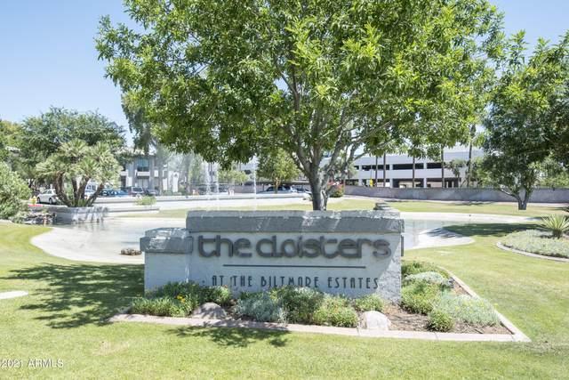 5205 N 24TH Street #207, Phoenix, AZ 85016 (MLS #6283811) :: Executive Realty Advisors