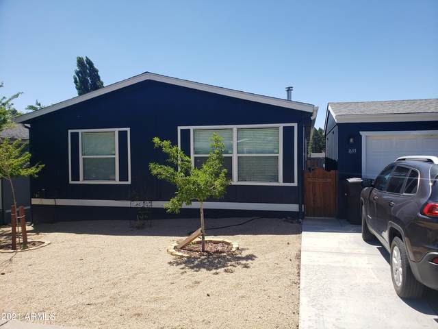 1693 W Mikey Drive, Flagstaff, AZ 86001 (MLS #6283832) :: The Everest Team at eXp Realty
