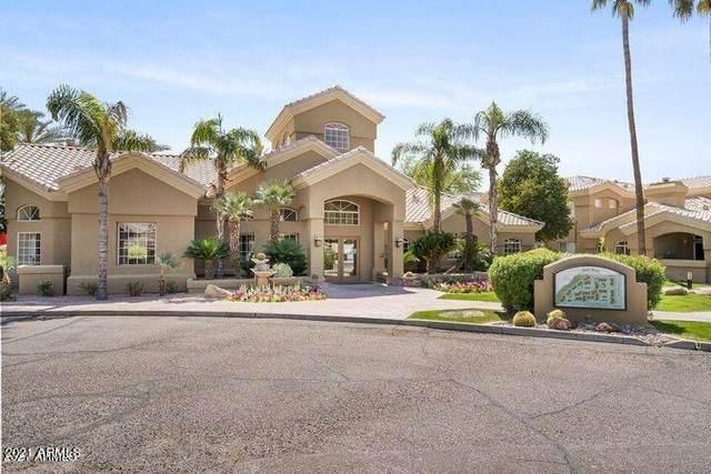 5335 E Shea Boulevard #2107, Scottsdale, AZ 85254 (MLS #6283835) :: Executive Realty Advisors