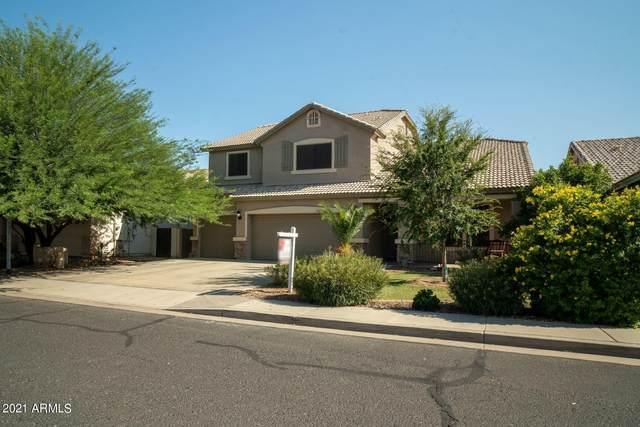 14963 W Aster Drive, Surprise, AZ 85379 (MLS #6283838) :: Dave Fernandez Team | HomeSmart