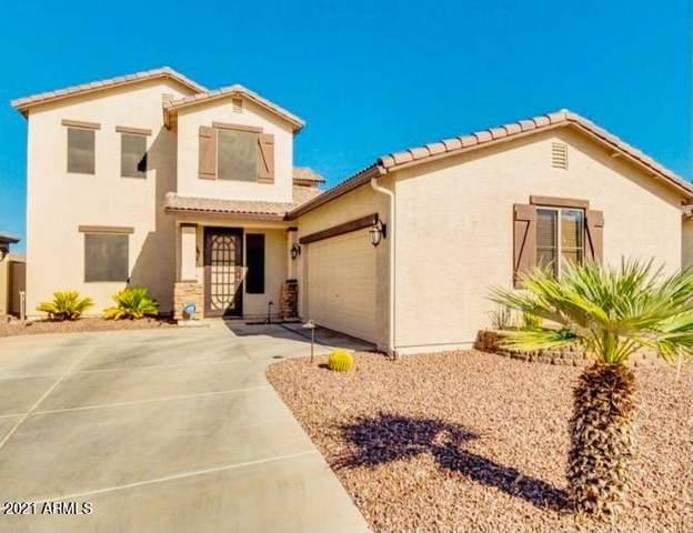 18101 N Crestview Lane, Maricopa, AZ 85138 (MLS #6283843) :: Yost Realty Group at RE/MAX Casa Grande