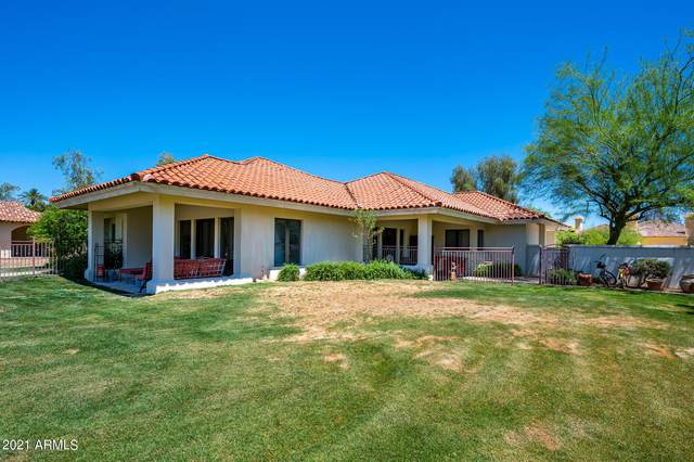 6100 E Caballo Drive, Paradise Valley, AZ 85253 (MLS #6283852) :: Executive Realty Advisors