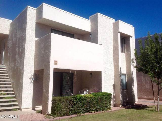 1920 W Lindner Avenue #155, Mesa, AZ 85202 (MLS #6283854) :: The Dobbins Team