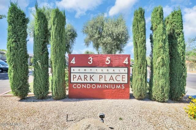 4354 N 82ND Street #243, Scottsdale, AZ 85251 (MLS #6283913) :: Elite Home Advisors
