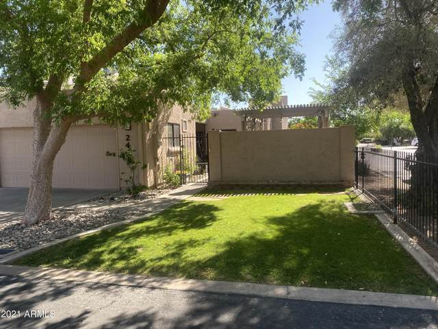2415 S Grandview Avenue, Tempe, AZ 85282 (MLS #6284014) :: NextView Home Professionals, Brokered by eXp Realty
