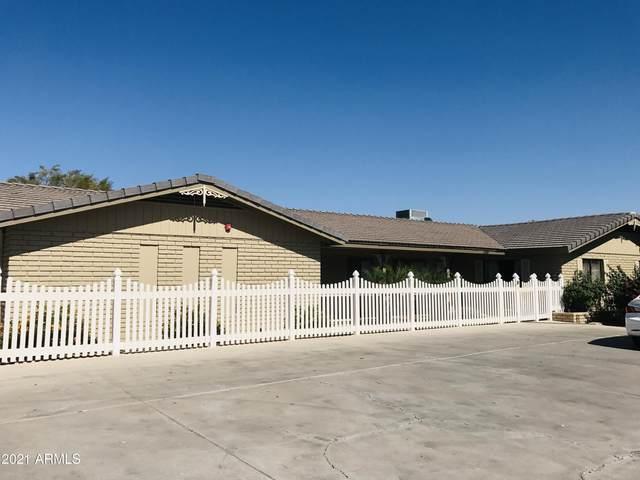 1355 N Greenfield Road, Gilbert, AZ 85234 (MLS #6284035) :: Zolin Group