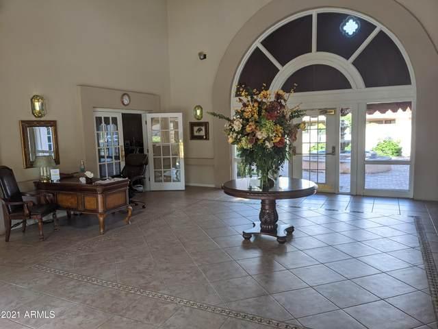 4141 N 31ST Street N #326, Phoenix, AZ 85016 (MLS #6284036) :: Jonny West Real Estate