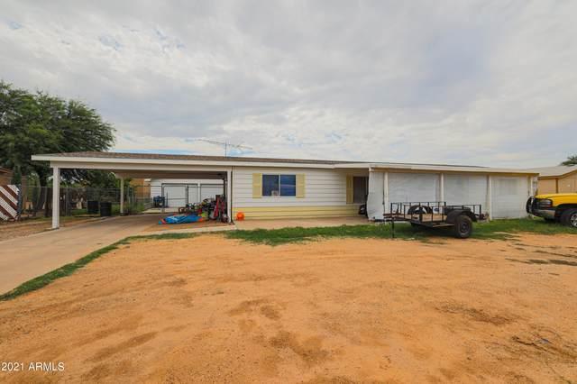 2827 E Marco Polo Road, Phoenix, AZ 85050 (MLS #6284062) :: Arizona 1 Real Estate Team