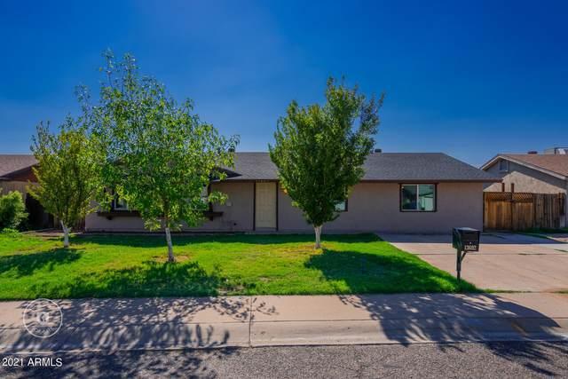 13602 N 18TH Drive, Phoenix, AZ 85029 (MLS #6284116) :: Elite Home Advisors