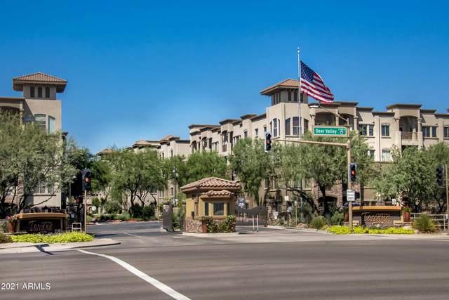 5450 E Deer Valley Drive E #1013, Phoenix, AZ 85054 (MLS #6284133) :: Yost Realty Group at RE/MAX Casa Grande