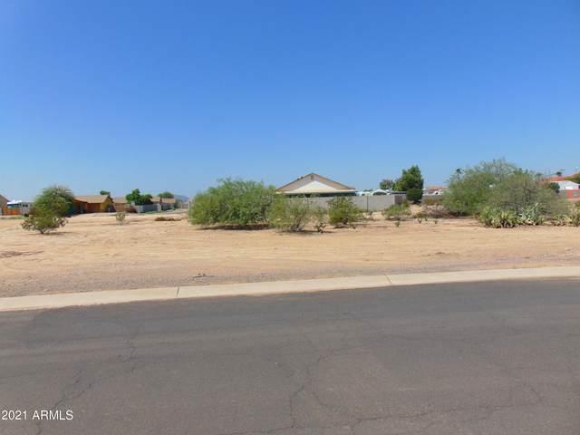 15483 S Moon Valley Road, Arizona City, AZ 85123 (MLS #6284229) :: Executive Realty Advisors