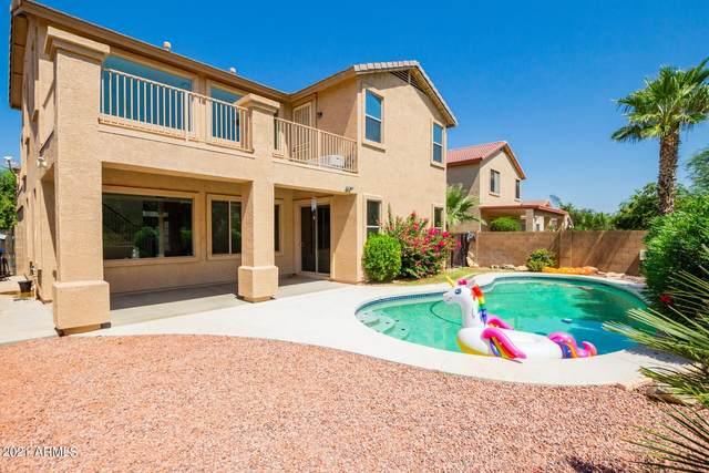 16543 W Desert Lane, Surprise, AZ 85388 (MLS #6284256) :: Klaus Team Real Estate Solutions