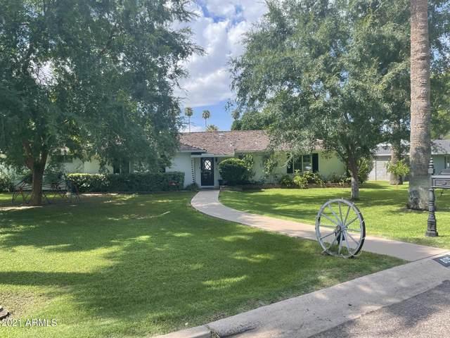 805 W Wagon Wheel Drive, Phoenix, AZ 85021 (MLS #6284262) :: Elite Home Advisors