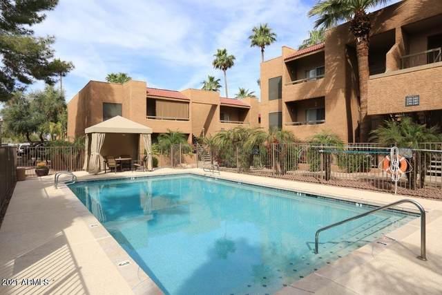 2625 E Indian School Road #142, Phoenix, AZ 85016 (MLS #6284269) :: Jonny West Real Estate