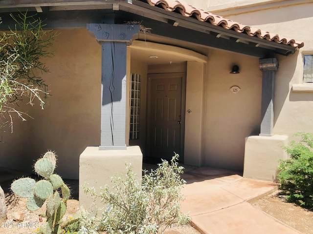 20801 N 90th Place #125, Scottsdale, AZ 85255 (MLS #6284291) :: Arizona 1 Real Estate Team