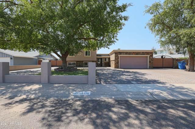 14410 N 33RD Avenue, Phoenix, AZ 85053 (MLS #6284319) :: Elite Home Advisors