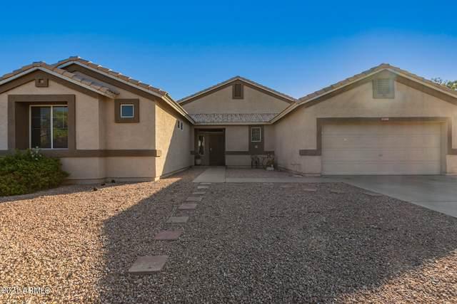 11648 N 86TH Lane, Peoria, AZ 85345 (MLS #6284371) :: Elite Home Advisors