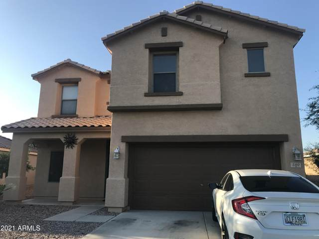 580 W Vekol Court, Casa Grande, AZ 85122 (MLS #6284380) :: Klaus Team Real Estate Solutions