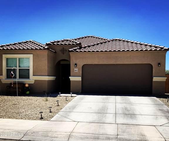 41837 W Plata Street, Maricopa, AZ 85138 (MLS #6284397) :: Executive Realty Advisors