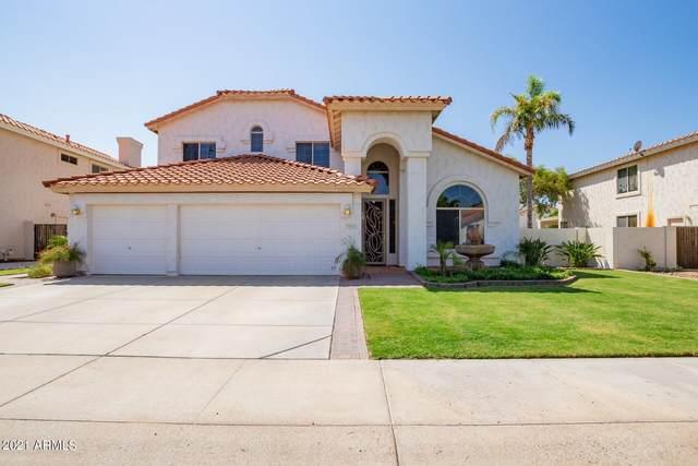 5811 W Columbine Drive, Glendale, AZ 85304 (MLS #6284433) :: Yost Realty Group at RE/MAX Casa Grande