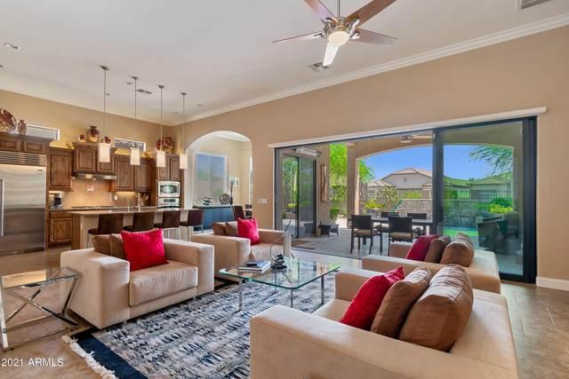 8437 E Lockwood Street, Mesa, AZ 85207 (MLS #6284452) :: Klaus Team Real Estate Solutions