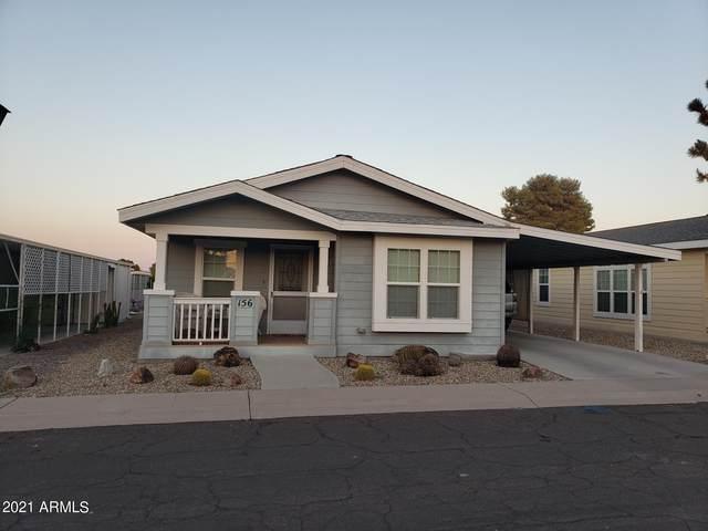 2501 W Wickenburg Way 156, Wickenburg, AZ 85390 (MLS #6284469) :: Arizona 1 Real Estate Team