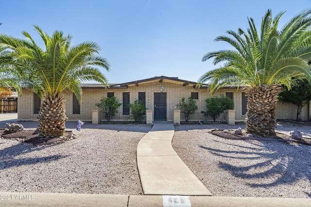 909 S Roslyn Place, Mesa, AZ 85208 (MLS #6284599) :: Yost Realty Group at RE/MAX Casa Grande
