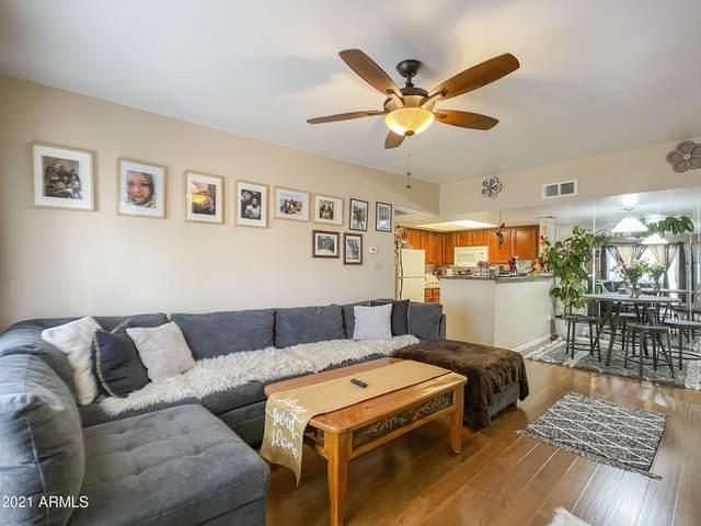 5757 W Eugie Avenue #2018, Glendale, AZ 85304 (MLS #6284606) :: West Desert Group | HomeSmart