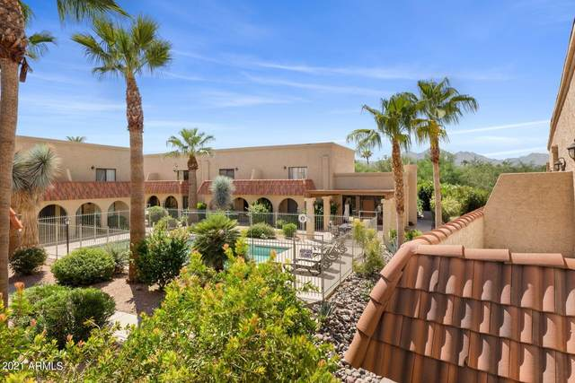 16336 E Palisades Boulevard #11, Fountain Hills, AZ 85268 (MLS #6284629) :: The Dobbins Team