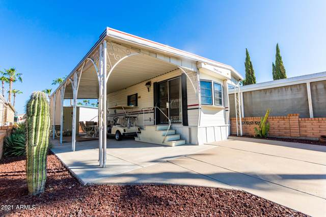 1000 S Idaho Rd 310, Apache Junction, AZ 85119 (MLS #6284644) :: Jonny West Real Estate