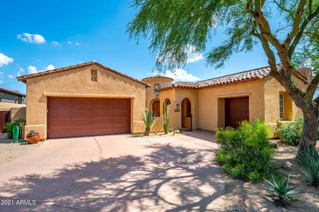 9293 E Flathorn Drive, Scottsdale, AZ 85255 (MLS #6284662) :: Executive Realty Advisors