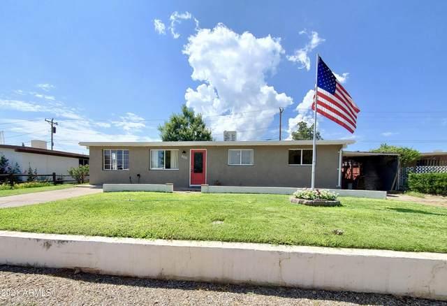 200 W Busby Drive, Sierra Vista, AZ 85635 (MLS #6284669) :: Klaus Team Real Estate Solutions