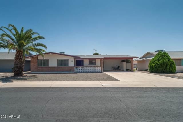 10029 W Denham Drive, Sun City, AZ 85351 (MLS #6284686) :: Yost Realty Group at RE/MAX Casa Grande