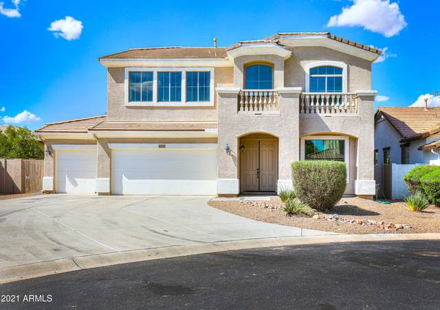 45402 W Windrose Drive, Maricopa, AZ 85139 (MLS #6284715) :: Elite Home Advisors
