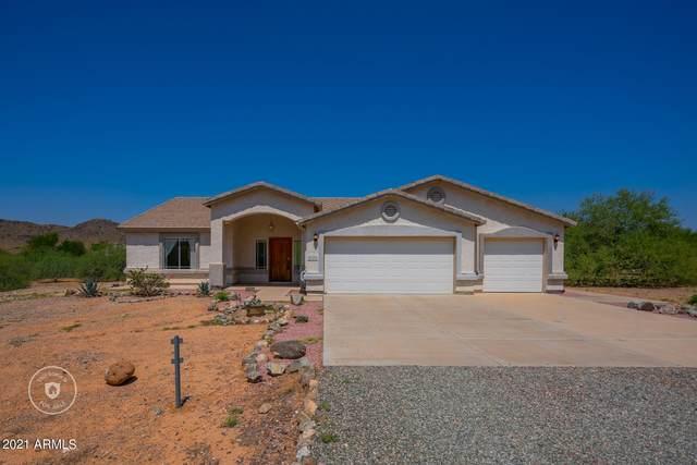 4228 W Gumina Avenue, Laveen, AZ 85339 (MLS #6284739) :: Executive Realty Advisors