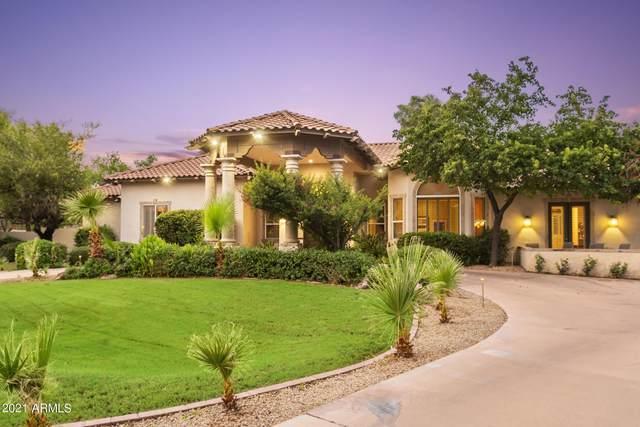 9727 N 70TH Street, Paradise Valley, AZ 85253 (MLS #6284778) :: Jonny West Real Estate
