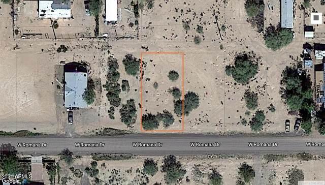 3100 W Romana Drive, Eloy, AZ 85131 (MLS #6284802) :: Yost Realty Group at RE/MAX Casa Grande