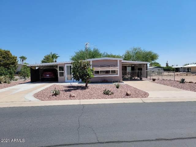 3725 N Montana Avenue, Florence, AZ 85132 (MLS #6284804) :: Jonny West Real Estate