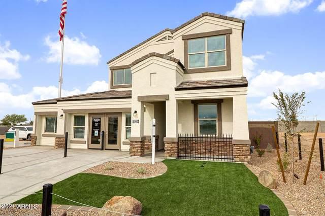 30545 W Allyson Avenue, Buckeye, AZ 85396 (MLS #6284832) :: Executive Realty Advisors