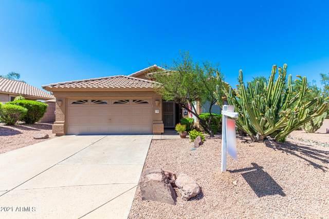 17220 E Hillcrest Drive, Fountain Hills, AZ 85268 (MLS #6284875) :: The Riddle Group