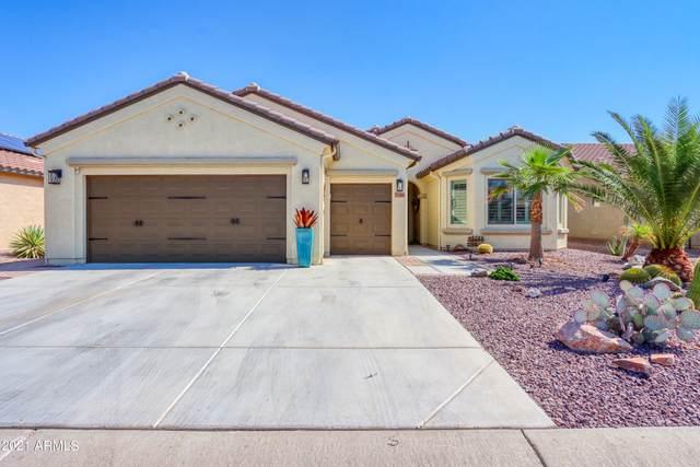 5246 W Pueblo Drive, Eloy, AZ 85131 (MLS #6284913) :: Executive Realty Advisors