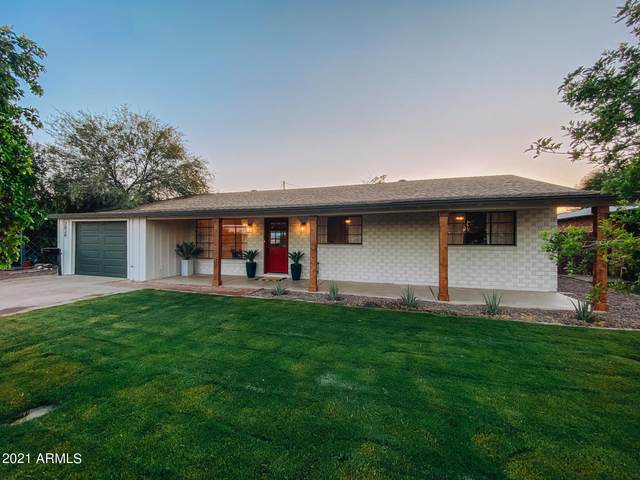 2030 N Miller Road, Scottsdale, AZ 85257 (MLS #6284925) :: Elite Home Advisors
